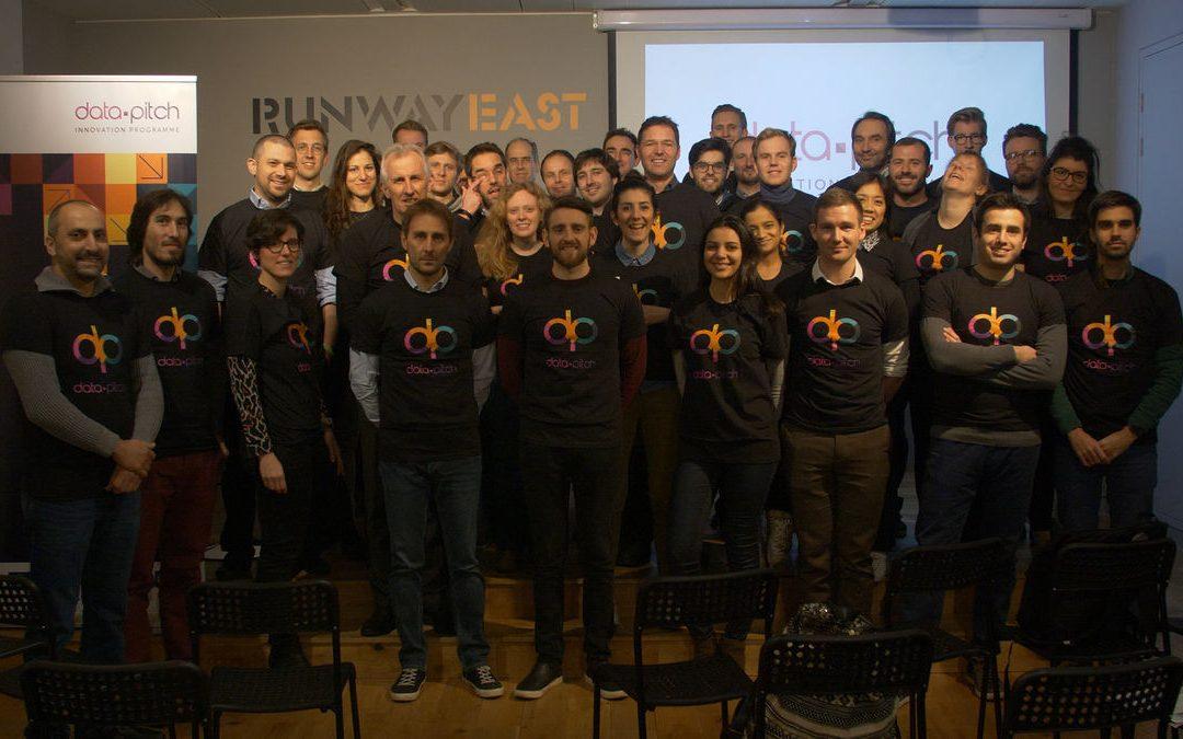 Data Pitch Startups Reach First Milestone