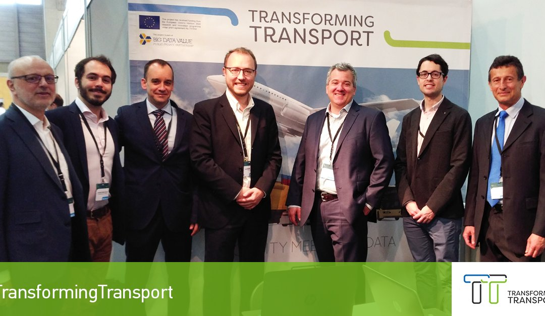 TransformingTransport unveils exciting new innovationsat the Transport Research Arena 2018!