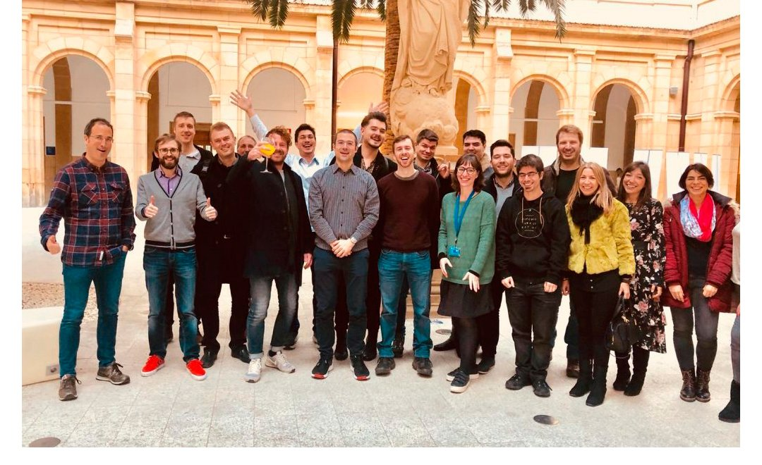 EDI startups meet in Bilbao for mentoring and training!