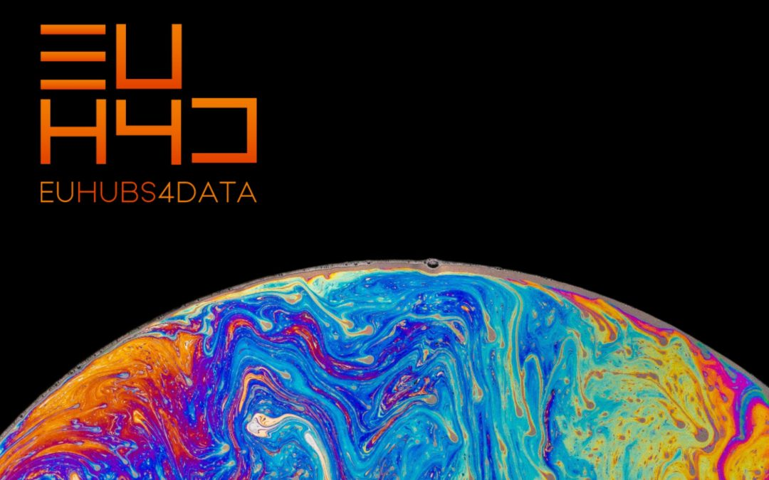EUHubs4Data: highlight from the first five months of the project